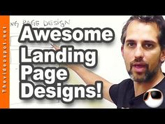 Wordpress Web Design Tutorial: Create a frickin awesome landing page without buying software - YouTube