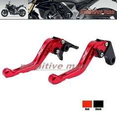 (37.79$)  Watch here - http://aidq6.worlditems.win/all/product.php?id=32358282383 - For HONDA NC700S/X 2012-2013 Motorcycle Short Brake Clutch Levers LOGO NC700 Red