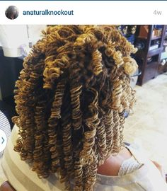 One of my favorite styles, rodset on sisterlocks...#sisterlocks