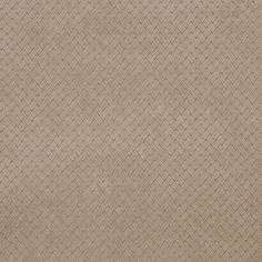 Fawn Trellis Beige and Brown Abstract  Microfiber Upholstery Fabric