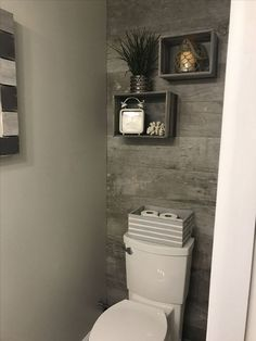 74 affordable rustic bathroom storage ideas 70 is part of Toilet closet 74 affordable rustic bathroom storage ideas 70 - Small Toilet Room, Half Bathroom Decor, Rustic Bathroom, Toilet Closet, Small Bathroom Remodel, Toilet Room Decor, Bathrooms Remodel, Home Decor, Bathroom Storage