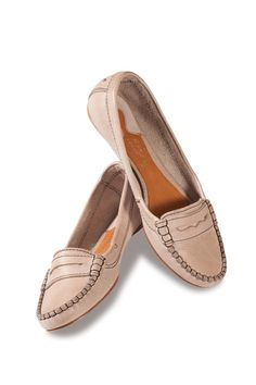 lillybee shine loafer flat....perfectly classic