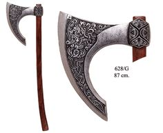 denix viking axe 628.gif (550×450) @highlandarmoury.com