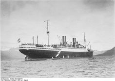 SS General von Steuben Fecha del naufragio:10 de febrero de 1945 Lugar del naufragio: Cerca de Prusia Oriental, Polonia. Bandera:Alemana. Muertos: 4500 Supervivientes:659