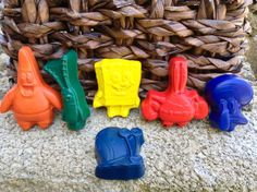 20 for 19.00 individually bagged Sponge Bob by Babybearcrayons