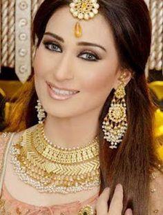 Reema, Pakistani actress, bridal
