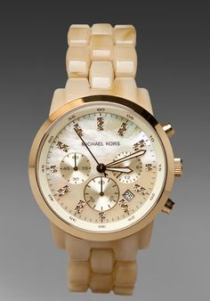 My birthday is in a couple weeks! Someone send this to josh ...Michael Kors Watch
