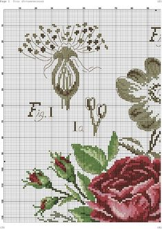 VK is the largest European social network with more than 100 million active users. Cross Stitching, Cross Stitch Embroidery, Cross Stitch Patterns, Cross Stitch Love, Cross Stitch Flowers, Needlepoint, Red Roses, Photo Wall, Projects To Try