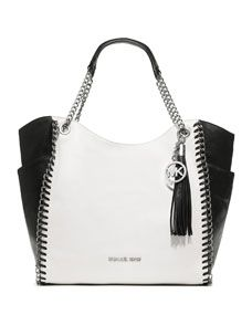 Iconic color combo. Chelsea Two-Tone Tote