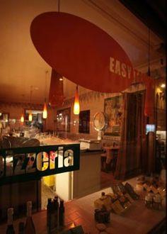 EASY TEMPO:  van de beste Italiaanse restaurants in brussel, zeer mooi kader!