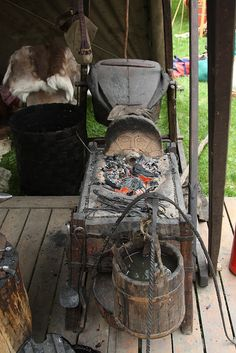 Forge by Marko Tarvainen, via Flickr