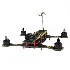 JUMPER 218 Pro 218mm Size Frame Epoxy And Fiber Glass Mixed Quadcopter ARF http://bestbuydrones.us/