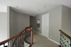 1st floor color: Sherwin Williams Mindful Gray