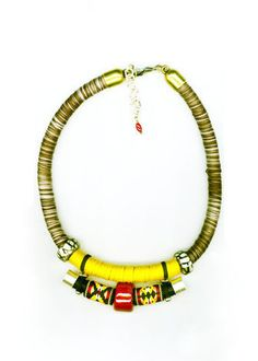 BLACK-WHITE CORD YELLOW ROPE NECKLACE Handmade Bracelets, Beaded Bracelets, Rope Necklace, Cord, Jewellery, Black And White, Yellow, Earrings, Fashion
