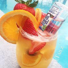 Fully Loaded Rum Punch 1 oz Light Rum  1 oz Dark Rum 1 oz Spiced Rum 1 oz Coconut Rum  2 oz Lemonade 2 oz Pineapple Juice  Garnish with chopped strawberries,oranges & orange wheel  #tipsytuesday #tropical #fruity #rum  #SimpleTailz #drinks #igdrinks #mixologist #cocktailz #booze #liquor #bartender #WineWednesday #easycocktails #easy #cockails #drinkmix #TipsyBartender #TipsyTuesday  #Turnupthursday #drinkporn #bartender #mixology #alcohol #love #rum  #love #instagood #follow #photooftheday…