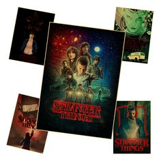 Stranger Things TV Series Poster //Price: $7.99 & FREE Shipping //     #thewalkingdead #walkingdead #thewalkingdeadfamily #gameofthrones #gameofthronesfamily #supernatural #vikings #strangerthings #thebigbangtheory #theflash #sherlock #doctorwho #series #bestseries #shop #tvshow #favoriteseries