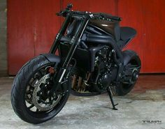 Triumph Speed Racer | Modified Triumph Speed Triple