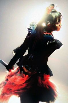 BABYMETAL Moa Kikuchi, The Best Is Yet To Come, Wild Hair, Heavy Metal Bands, Hair Strand, The Grandmaster, Kawaii Fashion, Japanese Girl, Pop Culture