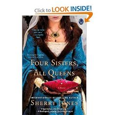 Four Sisters, All Queens [Paperback] Sherry Jones (Author)