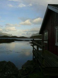 Svolvær-Lofoten Islands Norway