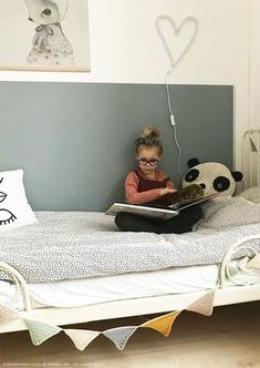 Kinderkamer meisje | Kinderkamerstylist Baby Boy Rooms, Little Girl Rooms, Bedroom Bed, Girls Bedroom, Kids Collection, Paint Colors For Living Room, Kids Room Design, Trendy Bedroom, Baby Room Decor