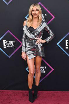 d24e71da4e Giuliana Rancic - People s Choice Awards 2018 Photos
