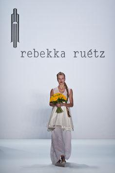 Rebekka Ruétz Spring/Summer 2013 Fashionvictress