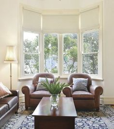 blinds for bay window