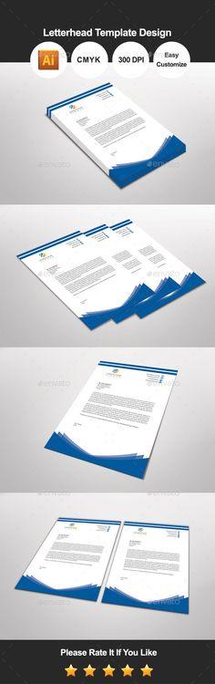 Company Letterhead Template   Templatelab Exclusive  Letterhead