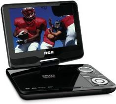 Amazon.com: RCA DPDM90R 9-Inch Portable Digital TV with Built-In DVD (Black): Electronics