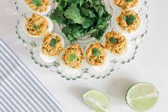 Avocado Deviled Eggs Recipe — the Ideal Keto Snack