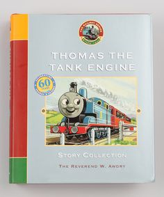 Celebrate 60 years of Thomas and friends with this incredible story collection featuring 14 of the best-loved tales from Reverend W. Awdry's classic Railway Series. Enhanced with bold original artwork from C. Reginald Dalby and John Kenney, these humorous tales are sure to be favorites for fans of all ages.