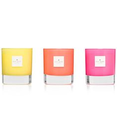 This beautiful trio marries layers of delectable and indulgent scents such as mandarin, water lily, musk, and Tahitian vanilla.
