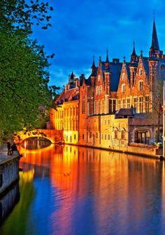 Bruges, Belgium: