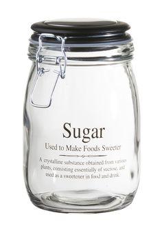 Small Webster Sugar Storage Jar on @HauteLook