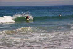 Biarritz et ses surfeurs