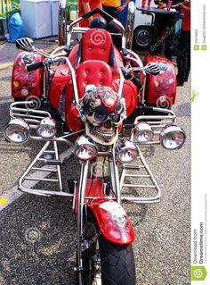 Trike Editorial Photo - Image: 43078856