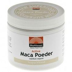 Maca poeder (Mattisson - 300 gram)