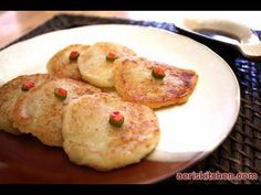 Delicious and easy recipe for Koreans style potato pancakes... One of my favorites.