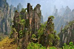 Fotopedia Magazine — Wulingyuan Scenic and Historic Interest Area