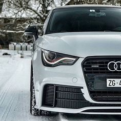 Audi A1: less is more.