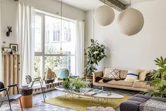Naturnära detaljer möter tidlösa designklassiker i Flandern | ELLE Decoration