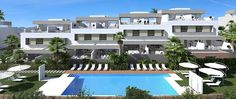 NEW DEVELOPMENT WITH TERRACED HOMES FOR SALE AT LA CALA GOLF RESORT, MIJAS, COSTA DEL SOL. Prices start from 375,000€ The new Horizon Golf complex has 55 ample