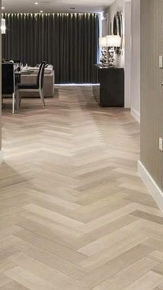 Herringbone Hardwood timber flooring available in dessert oak, robust oak and natural oak herringbone Flooring. Available from our Showrooms and online Timber Flooring, Hardwood Floors, Vinyl Flooring, Flooring Ideas, Herringbone Wood Floor, Herringbone Laminate Flooring, Planchers En Chevrons, Wood Floor Design, Walnut Doors