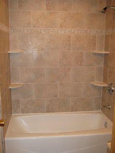 59 Best Tile Tub Surround Images Bathrooms