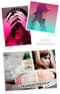 Great idea for layouts for Halfstack's Summer Issue 2012
