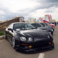 #Toyota #Celica #6GC #ST202 #Slammed #Stance #Lowered #Modified