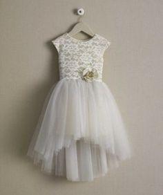 brocade princess girls dress