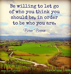 Let go quote via www.ZensationalLiving.com and www.Facebook.com/BeZensational