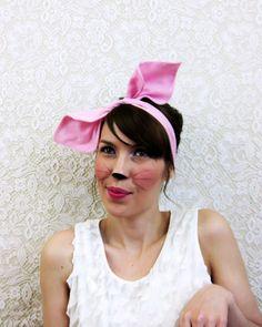 Orelhas de coelho DIY